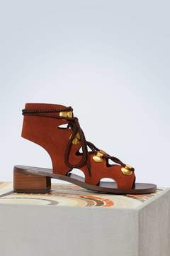 See by Chloe Edna flat sandals