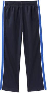 Joe Fresh Kid Boys' Side Stripe Active Pant, JF Midnight Blue (Size S)
