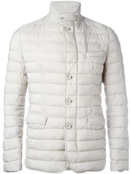 Herno buttoned puffer jacket