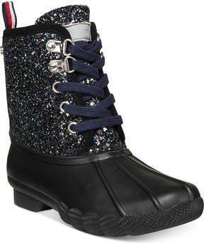 Tommy Hilfiger Megan Duck Boots, Little Girls (11-3) & Big Girls (3.5-7)