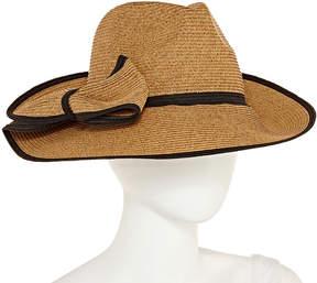 Scala Colorblock Panama Hat
