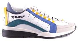 DSQUARED2 Men's Multicolor Sneakers.