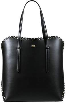 Class Roberto Cavalli Black Woman Leather Bag.