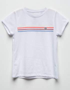Billabong Stripe Girls Tee