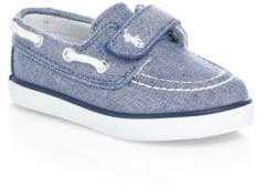 Ralph Lauren Little Boy's& Boy's Sander EZ Boat Shoes