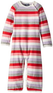 Toobydoo Jersey Knit Bootcut Jumpsuit Girl's Jumpsuit & Rompers One Piece
