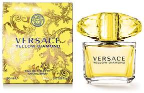 Versace Yellow Diamonds Eau de Toilette 3.4 oz.