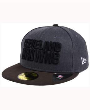 New Era Cleveland Browns Shader Melt 59FIFTY Cap