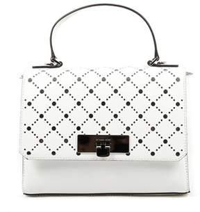 Michael Kors Womens Handbag Violet. - WHITE - STYLE