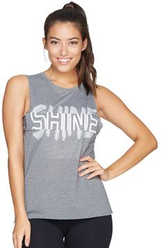 Colosseum Women's Relevant Muscle Graphic Tank
