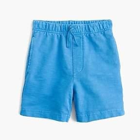 J.Crew Kids' garment-dyed dock short