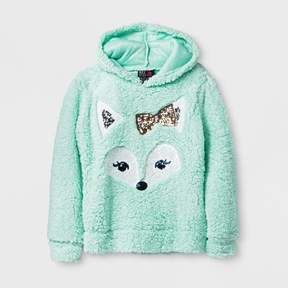 Miss Chievous Girls' Long Sleeve Sweatshirt - Mint