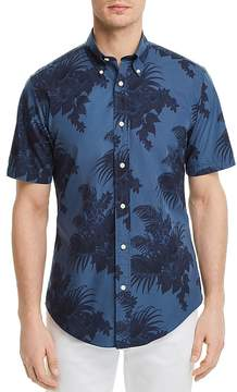 Brooks Brothers Tropical Print Regular Fit Button-Down Shirt