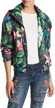 Desigual Floral Print Jacket
