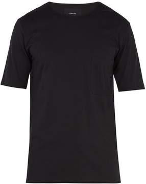 Lemaire Patch-pocket cotton T-shirt