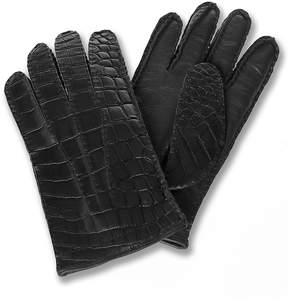 Brooks Brothers Alligator Gloves