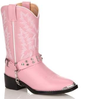 Durango Lil Girls' 10-in. Rhinestone Cowboy Boots