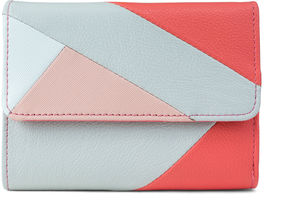 Mundi Amsterdam Patchwork RFID Blocking Indexer Wallet