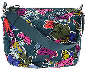 Vera Bradley As Is Signature Print Carson Shoulder Bag - ONE COLOR - STYLE