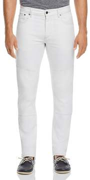 Belstaff Melford Tapered Fit Jeans in White
