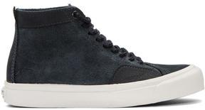 Vans Navy Taka Hayashi Edition Sk8 Skool LX High-Top Sneakers