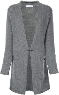 Fabiana Filippi long chunky knit cardigan