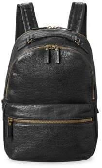 Shinola Runwell Leather Backpack