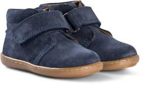 Bisgaard Navy Pre-Walker Boots