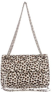 Rebecca Minkoff Printed Embossed Leather Bag - ANIMAL PRINT - STYLE