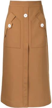 Ellery Ritzy Fence skirt