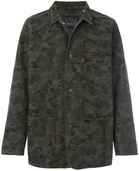 Levi's Engineers fitted jacket