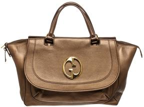 Gucci 1973 Leather Satchel - OTHER - STYLE