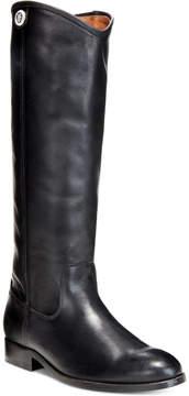 Frye Women's Melissa Button 2 Tall Boots Women's Shoes