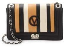Mario Valentino Alice Leather Shoulder Bag