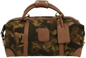 Ghurka Green Cloth Travel Bag