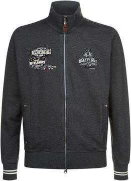 La Martina Embroidered Sweater