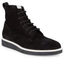Rag & Bone Bronx Leather Ankle Boots
