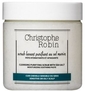Christophe Robin Cleansing Purifying Scrub with Sea Salt/8.33 oz.