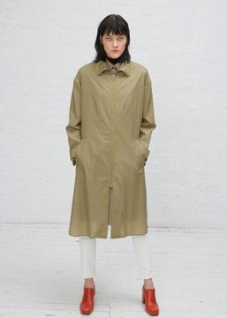 Aalto Khaki Mac Coat