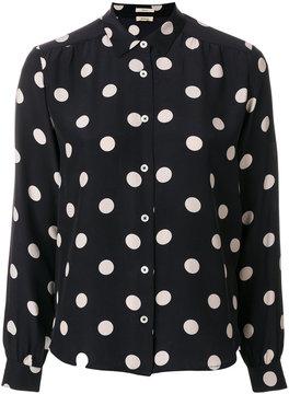 Bellerose polka dot shirt