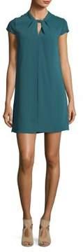 Cynthia Steffe Twist Front Shift Dress