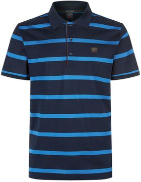 Paul & Shark Thin Stripe Polo Shirt