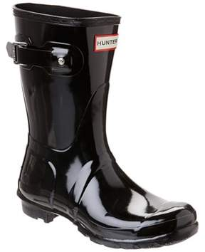 Hunter Women's Original Short Gloss Boot.