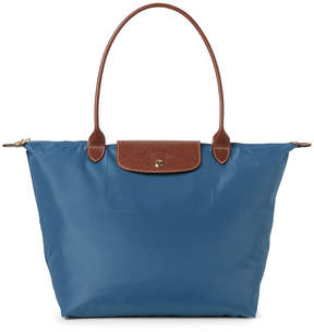 Longchamp Peacock Le Pliage Large Tote - PEACOCK - STYLE