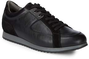 Canali Men's Leather Lace-Up Sneakers