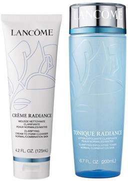 Lancôme Radiance Cleanser & Toner Duo