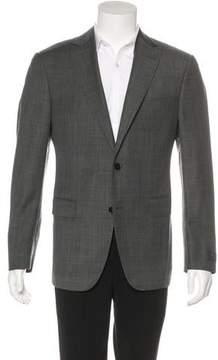 Pal Zileri Wool Two-Button Blazer