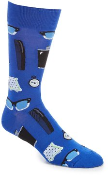 Hot Sox Men s Accessories Crew Socks