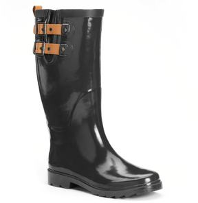 Chooka Solid Women's Tall Waterproof Rain Boots