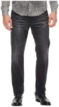 AG Adriano Goldschmied Graduate Tailored Leg Jeans in 7 Years Asphalt Men's Jeans